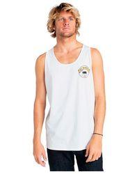 Billabong Dreamy Places Sleeveless T-shirt - White