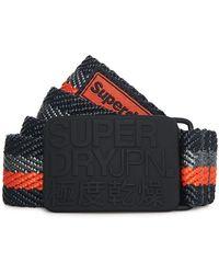 Superdry Cinturón Supersid - Multicolor
