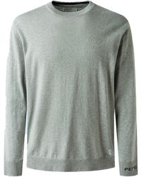 Pepe Jeans Andre Long Sleeve Sweater - Gray