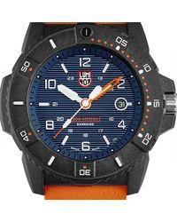 Luminox Navy Seal 3603 Watch - Blue