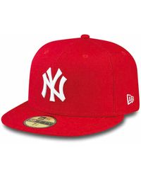 KTZ 59 Fifty New York Yankees - Red