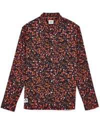 Oxbow Cazmo Long Sleeve Shirt - Red
