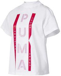 Puma Select Xtg Graphic - White