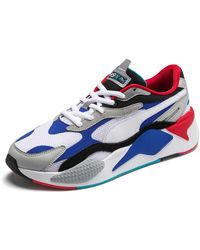 Puma Select Rs-x Puzzle - White
