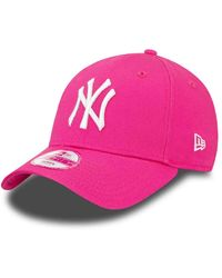 KTZ 9 Forty New York Yankees - Pink