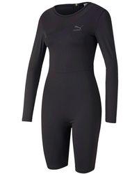 Puma Select Tfs Fashion Unitard - Black