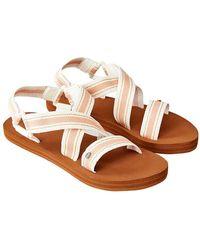 Rip Curl P-low Pismo Sandals - White