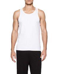 Calvin Klein Cotton Stretch 2 Units - White