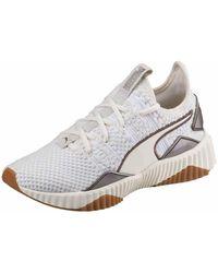 Puma Select Defy Luxe - White