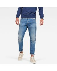 G-Star RAW 3301 Straight Tapered - Blue