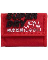 Superdry Montauk Velcro - Red
