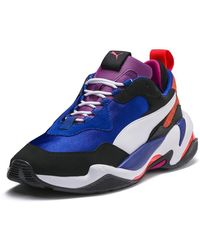 PUMA Leather Thunder 4 Life Sneakers