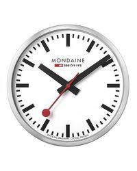 Mondaine M990 Watch - White
