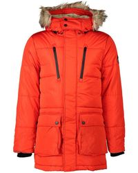 Superdry Expedition Parka - Orange