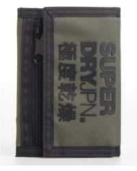 Superdry Tri Fold - Black