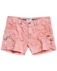 Superdry Rookie Cargo - Pink