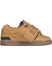 Globe Fusion Sneakers - Brown