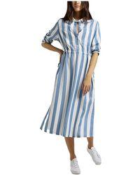 Lee Jeans Worker Dress - Blue