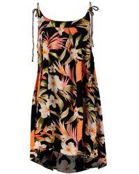 Rip Curl North Shore Mini Short Dress - Black