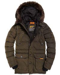 Superdry - Chinook Parka - Lyst