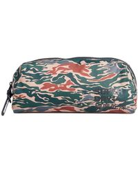 Superdry Classic One Size Green Camo - Natural