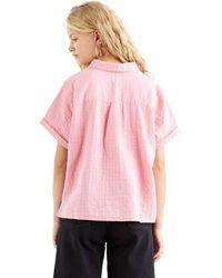 Levi's Laney Button Down - Pink