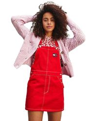 Tommy Hilfiger Dungaree - Red