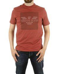 Armani Jeans 6x6t13-6j00z - Red
