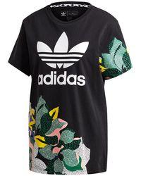 adidas Originals Her Studio London Loose - Black
