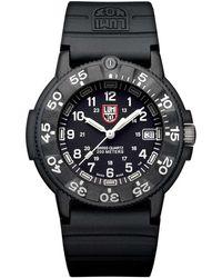 Luminox Original Navy Seal 3001 Watch - Black