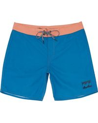 Billabong All Day Og Swimming Shorts - Blue
