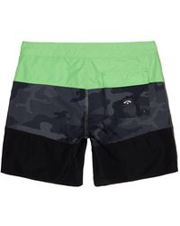 Billabong Tribong Og Swimming Shorts - Black