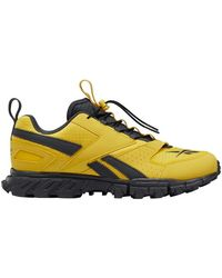Reebok Dmxpert Shoes - Yellow