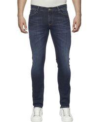 Tommy Hilfiger Stretch Skinny Fit Denim Jeans - Blue