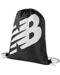 New Balance Cinch Drawstring Bag - Black