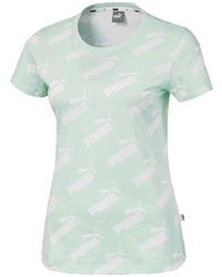 PUMA Amplified All Over Print - Green