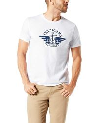 Dockers Logo - White