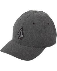Volcom Stone Tech Xfit S-m Dark Charcoal - Gray