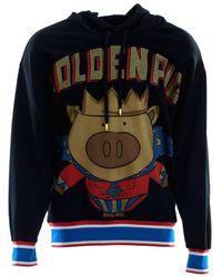 Dolce & Gabbana 734160 Goldenpig 52 Black
