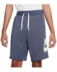 Nike - Sportswear Alumni Shorts - Lyst