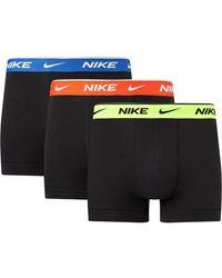 Nike Slip 3 Units - Black