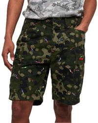 Superdry Rookie Edition Parachute Cargo - Green