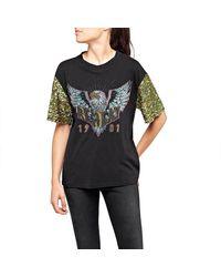 Replay W3324 Short Sleeve T-shirt - Black