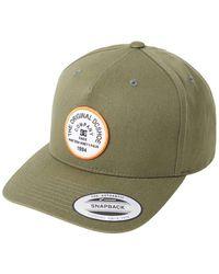 DC Shoes Badger 2 Snap Cap - Green