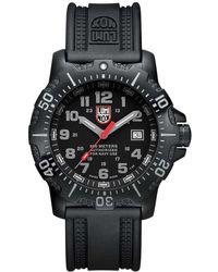 Luminox Anu 4221 Watch - Black