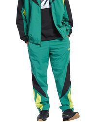Reebok International Sport Twin Vector Track - Green