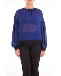 Pinko Trousse suéter - Azul
