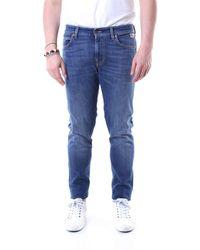 Roy Rogers Jeans schlank herren - Blau