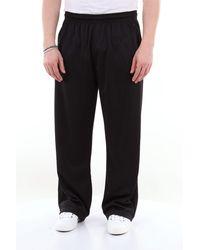 SSS World Corp Pantalon long - Noir
