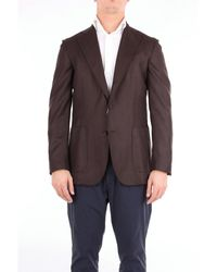 Angelo Marino Chaquetas chaqueta de sport - Marrón